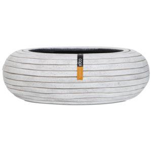 Capi Europe – Nature Row Round Bowl – Ivory – 35cm